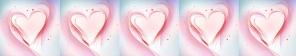 5 hearts all