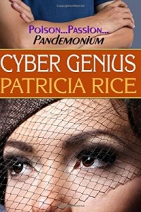 Evil Genius, a mystery novel by Patricia Rice