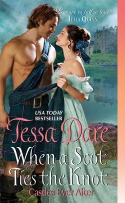 Author Tessa Dare